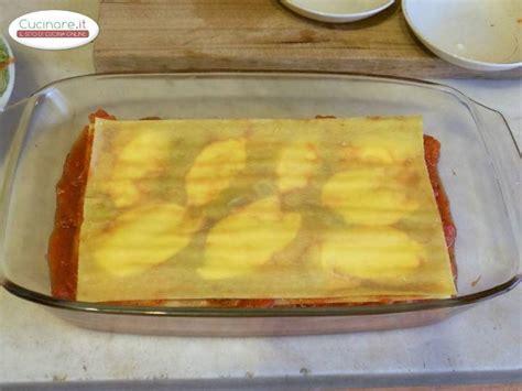 cucinare lasagne lasagne alla pizzaiola cucinare it