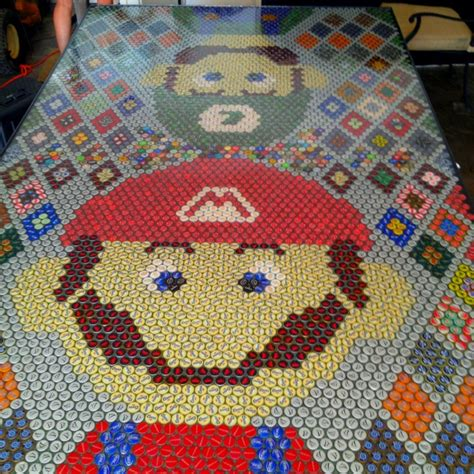 17 best images about beer bottle cap projects on pinterest