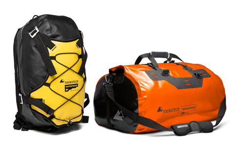 Water Proof Bag touratech and ortlieb team up to launch waterproof bag