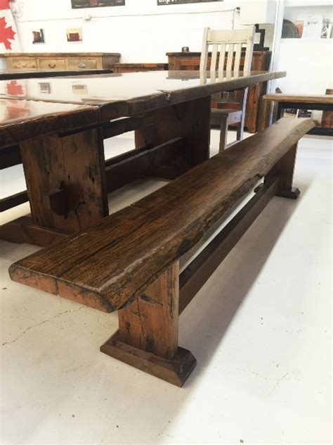 reclaimed wood benches for sale reclaimed wood showroom tables for sale blog