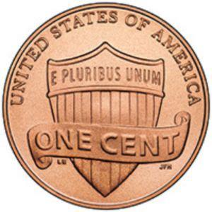 1 cent e pluribus unum