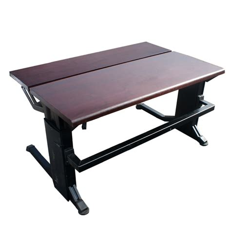 43 quot steelcase adjustable work table ebay