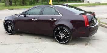 Cadillac Cts On 22s Cadillac Cts View All Cadillac Cts At Cardomain