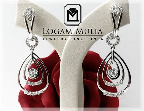 Jual Anting Berlian jual anting anting berlian wanita jwa l1050405 sedd