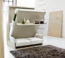 Small Fold Out Sofa Bed Klappbetten 5 Praktische Und Platzsparende Einrichtungsideen