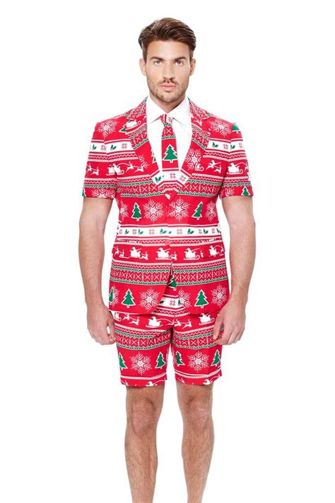 christmas mens wear sweater suit the soiree of