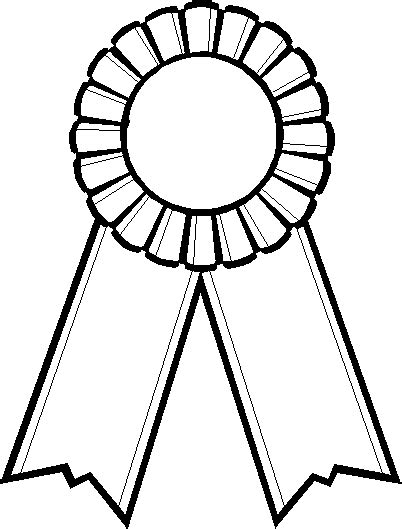 ribbon template clipart best
