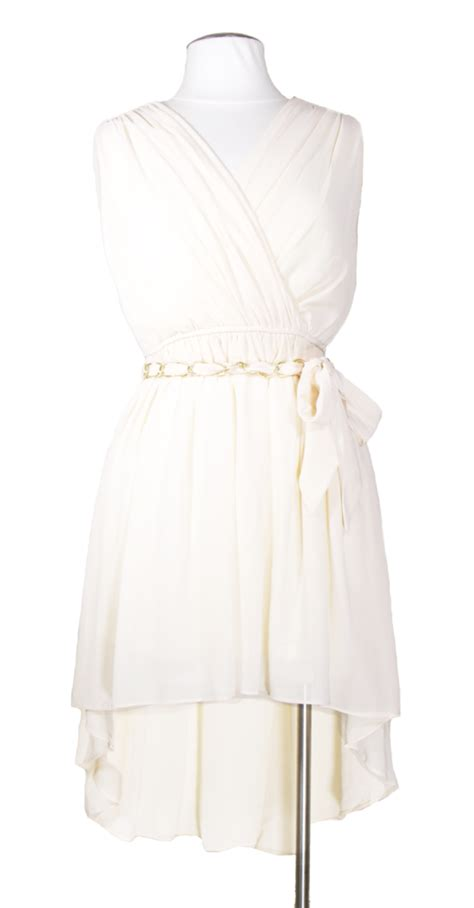 Dress Bistro Flow bistro with the flow high low dress in ivory trendy