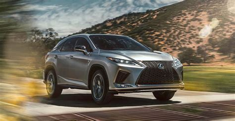 Lexus F Sport 2020 by Introducing The Updated 2020 Lexus Rx Rx F Sport Lexus
