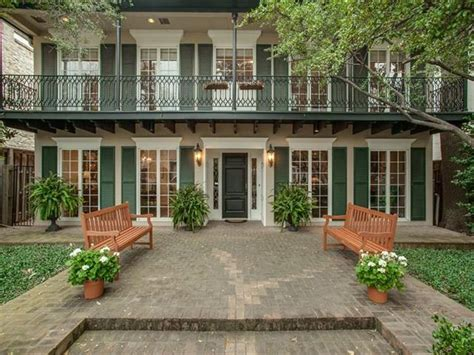 new orleans style homes inside 6 new orleans style homes around dallas d magazine
