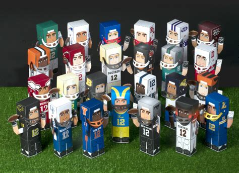 How To Make A Paper Football Player - more about those downloadable do it yourself paper