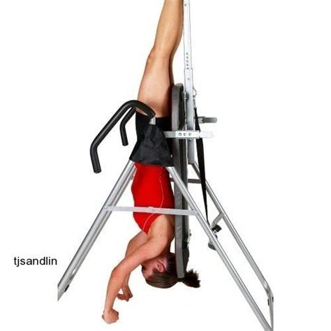 stretch back without inversion table 17 best images about best inversion tables http