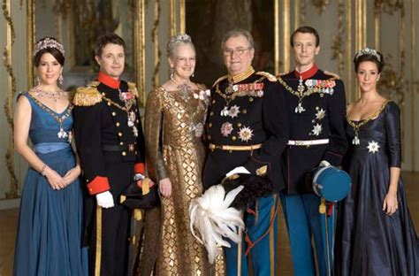 the royal family members of the danish royal family enjoy a gala concert at
