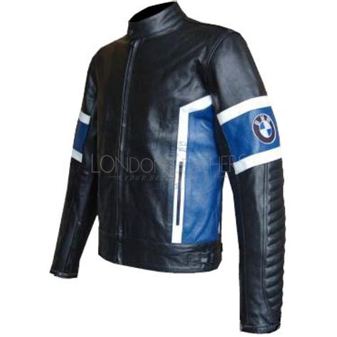 Bmw Leather Jacket by Bmw Classic Black Leather Motorcycle Jacket