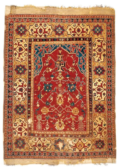 Church Rugs by Period Single And Niche Transylvanian Rugs