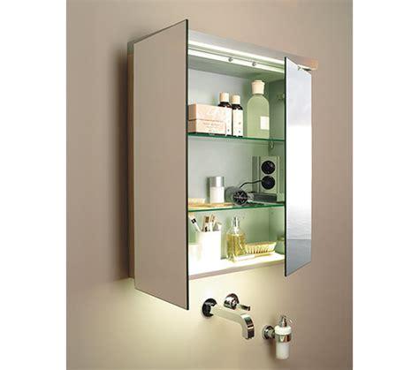 duravit fogo 600mm 2 door mirror cabinet fo967201818