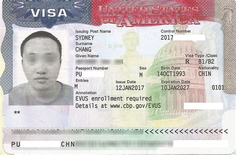 B2 Visa Documents