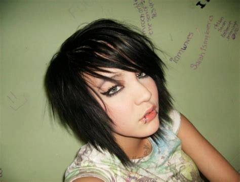 emo hair cuts front to back coupe de cheveux emo girl 27