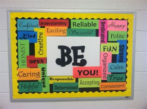 With You In Paradise Room 1 Sd 4 Tamat Segel 7th grade bulletin board