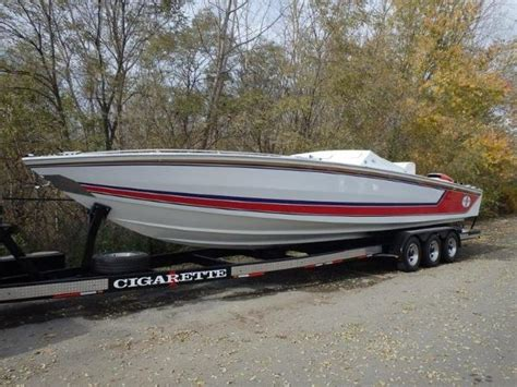 cigarette boat for sale on craigslist cigarette new and used boats for sale in mi