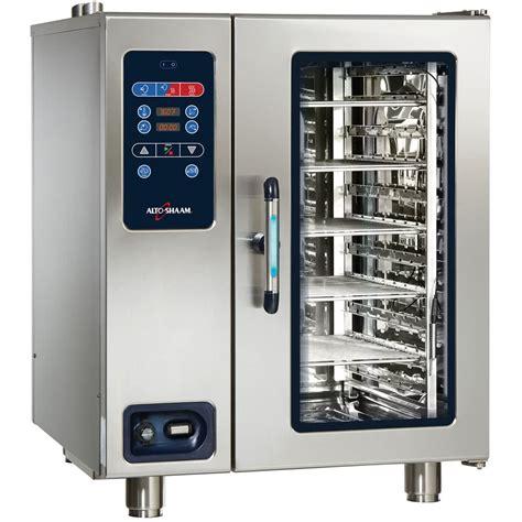 Oven Combi alto shaam ctc10 10e combitherm electric boiler free 11