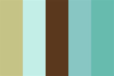 what color is earth spa earth color palette
