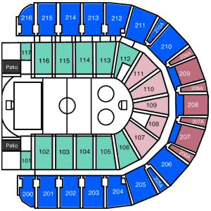 iwireless center seating view iwireless center seating chart i wireless center