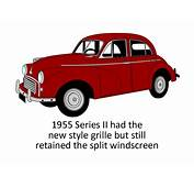 Morris Minor 1000  History Our Classic Cars