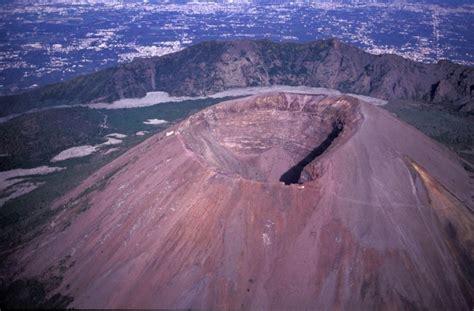 banca dati vulcano area naturale parco nazionale vesuvio