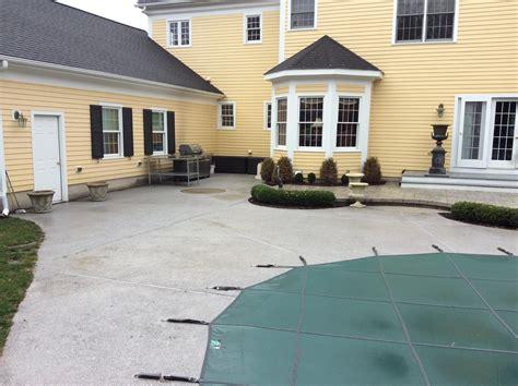 kool deck restoration  color change pool deck