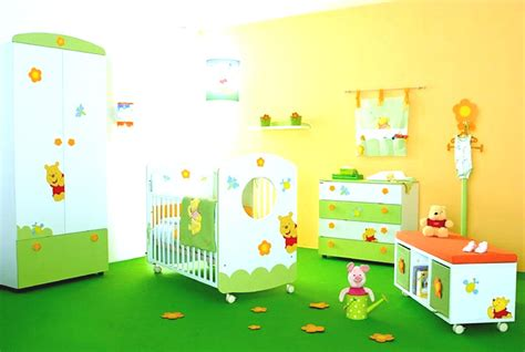 Baby Room Green Paint by Baby Boy Nursery Room With Colorful Crib And Wall Paint Also Green Grass Carpet Also Glass