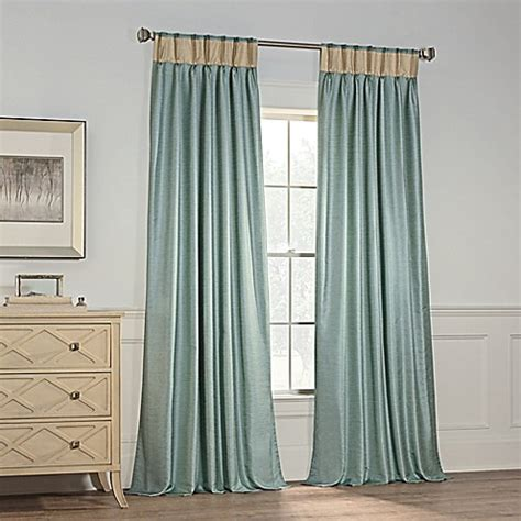 108 inch pinch pleat curtains buy milena 108 inch pinch pleat window curtain panel in