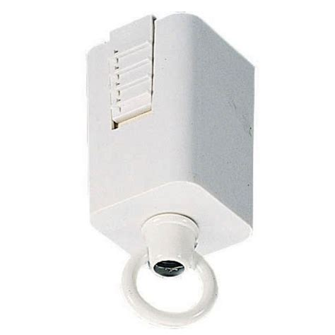 Pendant Adapter For Juno Single Circuit Track T31bl Pendant Light Track Adapter