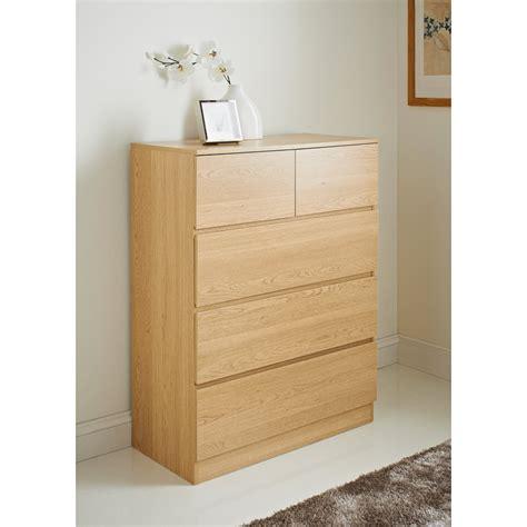 b m wiltshire double bed 319198 b m b m harvard 5 drawer chest unit storage furniture