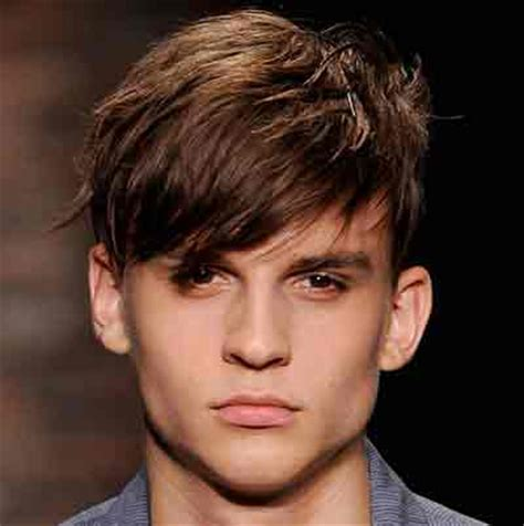 regular hairstyle mens 4 men s short haircuts with bangs men s hairstyle trends