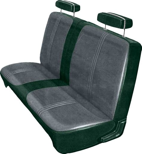 front split bench seat 1970 plymouth duster parts ma710100 1970 duster