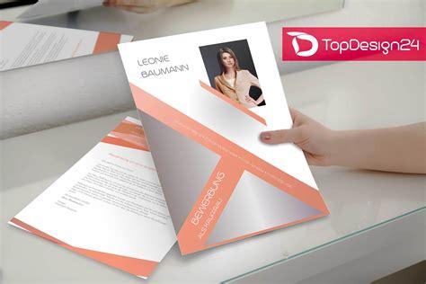 Vorlagen Moderne Bewerbungsunterlagen Bewerbung Deckblatt Kreativ Vorlagen Topdesign24