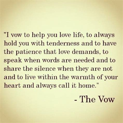 Wedding Vows Quotes by Quotes From Wedding Vows Quotesgram