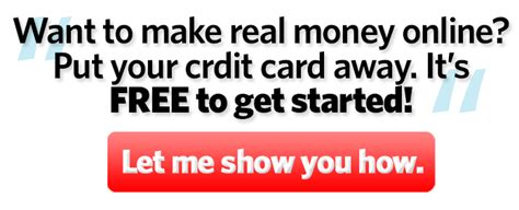how to make money no credit card make money with free website