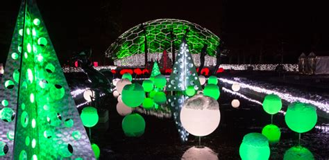Missouri Botanical Garden Garden Glow Photography