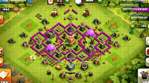 clash of clans defense town hall level 7 clash of clans best town hall level 7 defense setup