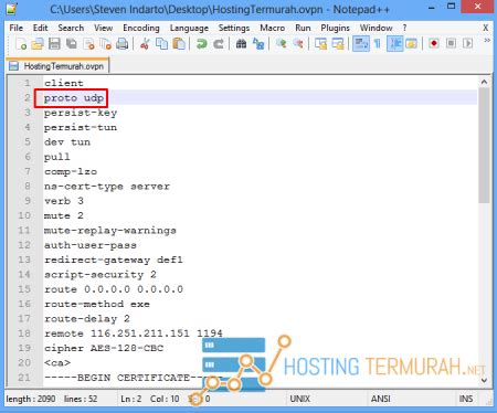 cara membuat vps restart otomatis hosting termurah cara mengganti openvpn tcp ke udp hosting termurah