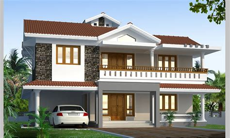 top home design 2016 2600 sq ft double floor contemporary home design veeduonline