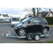 Trailers For Toyota Aygo IQ Peugeot 108 And Citroen C1