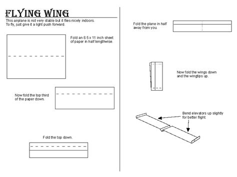 How To Make The Farthest Paper Airplane - paper airplane designs that fly the farthest