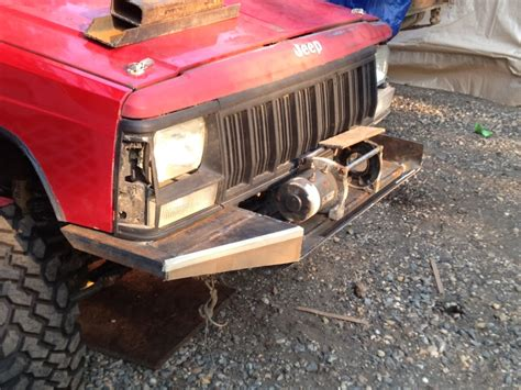 jeep bumper plans winch bumper plans jeep forum