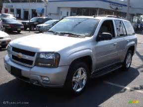 2008 silverstone metallic chevrolet trailblazer lt