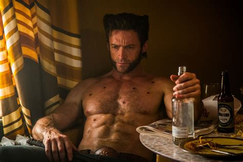 wolverine logan vol 6 days of anger hugh jackman chats with himself from 1999 in hilarious x