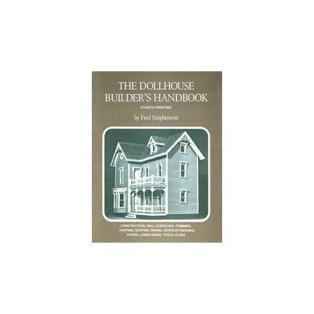dollhouse building supplies dollhouse builders handbook how to books