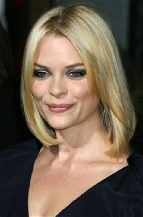 straight lob with middle part 52 long bob hairstyles rock the lob haircut page 1 of 3